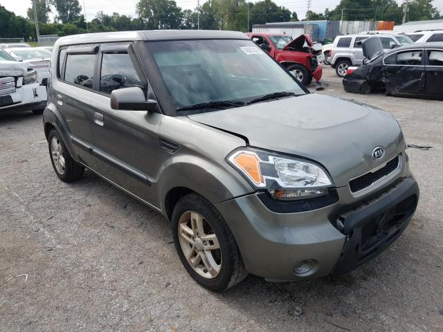 KIA salvage cars for sale: 2010 KIA Soul +