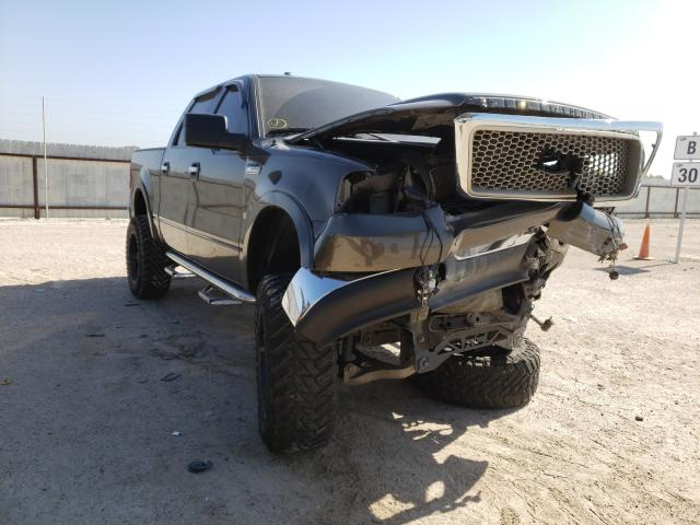 Salvage cars for sale from Copart Temple, TX: 2008 Ford F150 Super