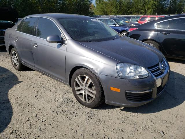 Salvage cars for sale from Copart Arlington, WA: 2006 Volkswagen Jetta 2.5