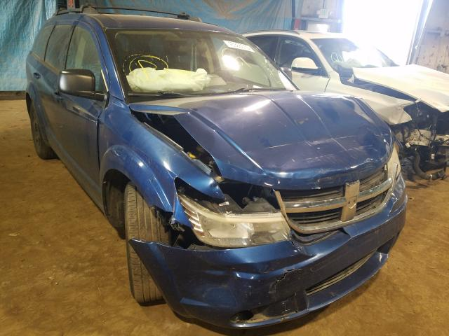 2010 Dodge Journey SE en venta en Hammond, IN