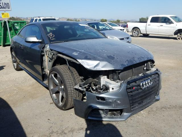 Salvage cars for sale from Copart San Martin, CA: 2014 Audi S5 Prestige