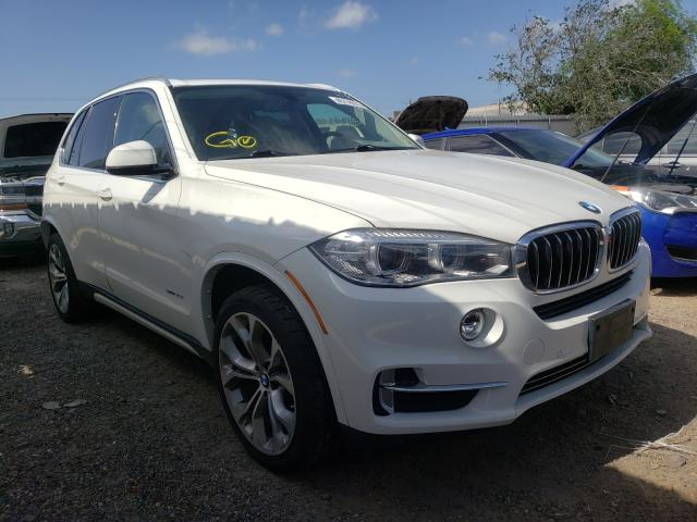 BMW Vehiculos salvage en venta: 2015 BMW X5 SDRIVE3