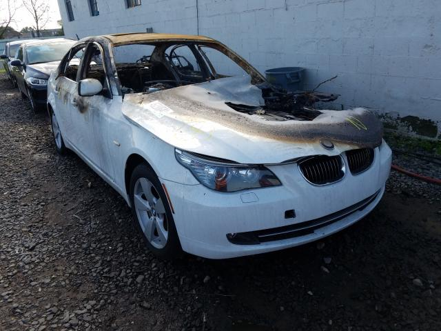 BMW 528 XI Vehiculos salvage en venta: 2008 BMW 528 XI