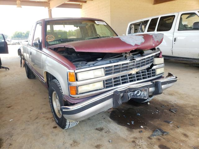 Salvage cars for sale from Copart Tanner, AL: 1993 Chevrolet GMT-400 C1