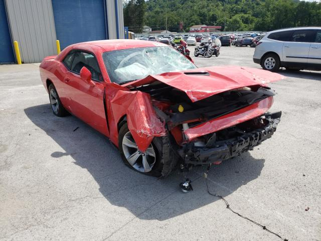 Salvage cars for sale from Copart Ellwood City, PA: 2019 Dodge Challenger