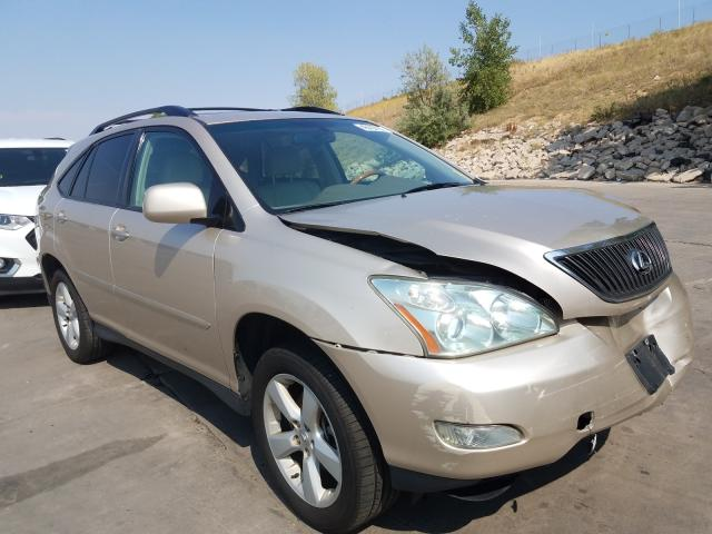 Vehiculos salvage en venta de Copart Littleton, CO: 2004 Lexus RX 330