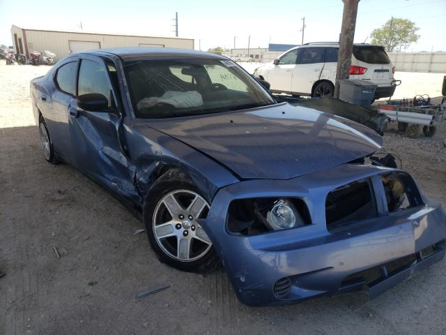Salvage cars for sale from Copart Temple, TX: 2007 Dodge Charger SE