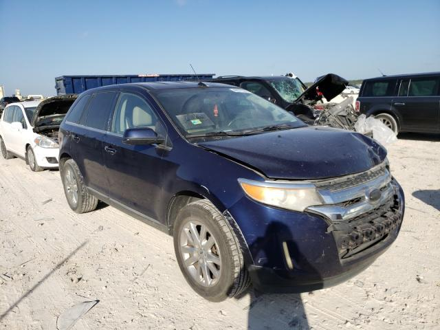 Vehiculos salvage en venta de Copart New Braunfels, TX: 2011 Ford Edge Limited