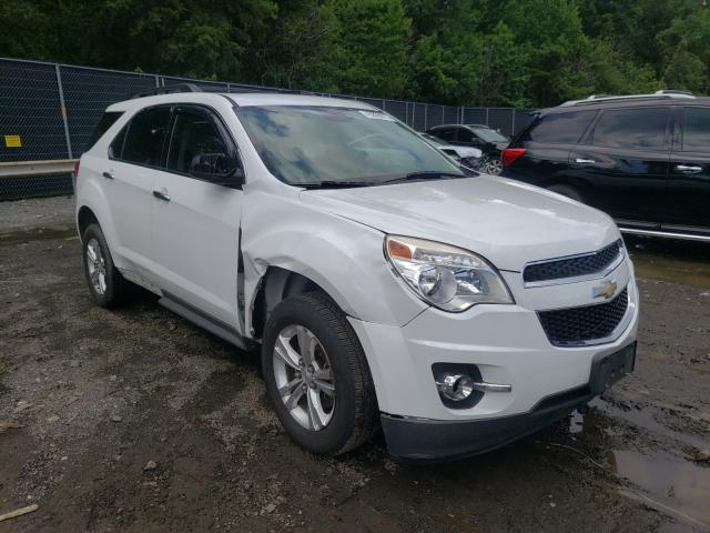 Chevrolet Equinox LT salvage cars for sale: 2013 Chevrolet Equinox LT