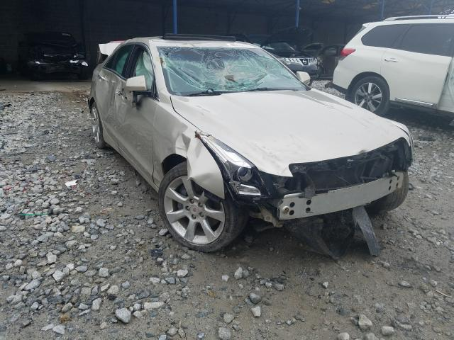 Cadillac salvage cars for sale: 2013 Cadillac ATS Luxury