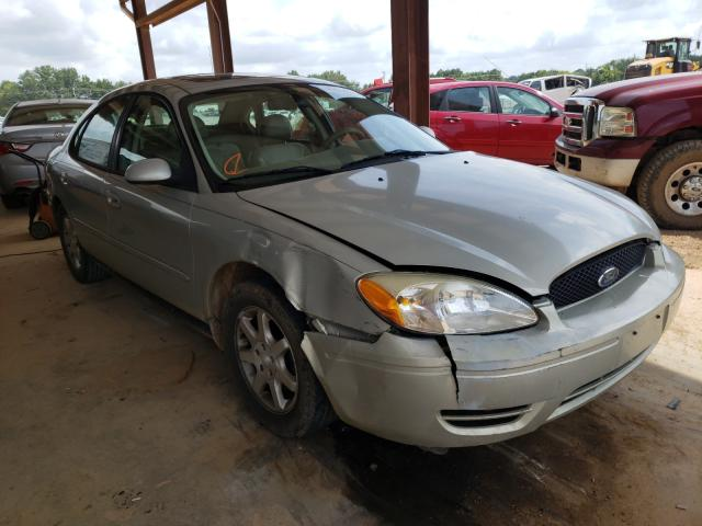 Ford Taurus SEL salvage cars for sale: 2006 Ford Taurus SEL