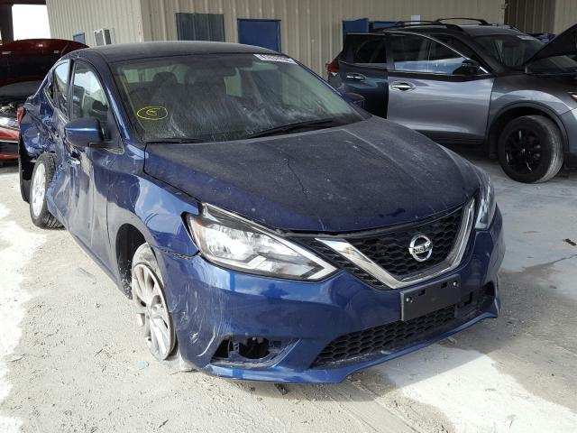 2018 Nissan Sentra S for sale in Homestead, FL