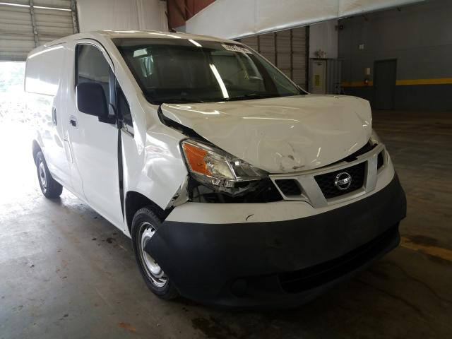 Nissan NV200 2.5S salvage cars for sale: 2015 Nissan NV200 2.5S