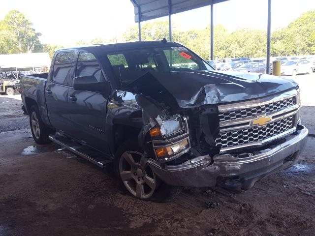 Salvage cars for sale from Copart Jacksonville, FL: 2014 Chevrolet Silverado
