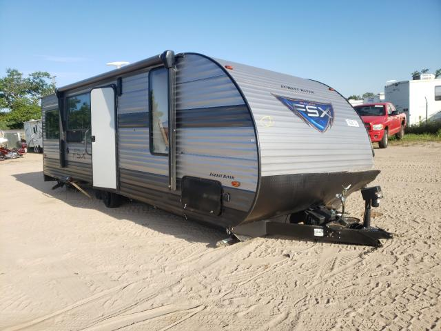 Salem salvage cars for sale: 2019 Salem Trailer