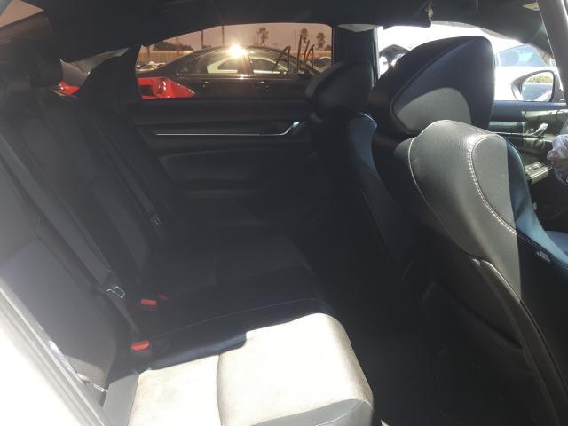 1HGCV1F37JA108747 2018 Honda Accord Spo 1.5L