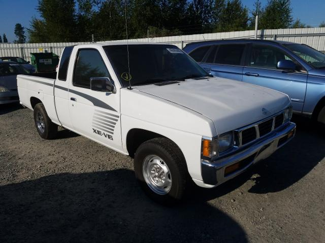 Nissan salvage cars for sale: 1995 Nissan Truck King
