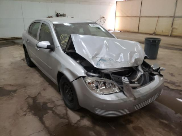 Chevrolet Cobalt 1LT salvage cars for sale: 2010 Chevrolet Cobalt 1LT
