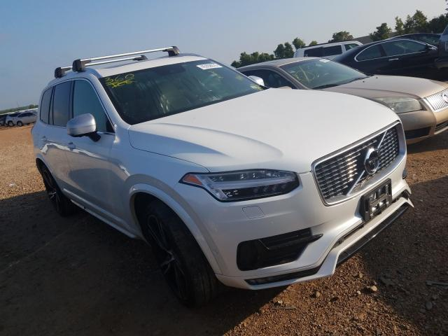 Salvage cars for sale from Copart Bridgeton, MO: 2016 Volvo XC90 T6