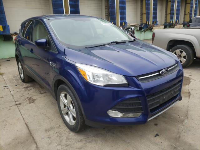 Salvage cars for sale from Copart Columbus, OH: 2014 Ford Escape SE