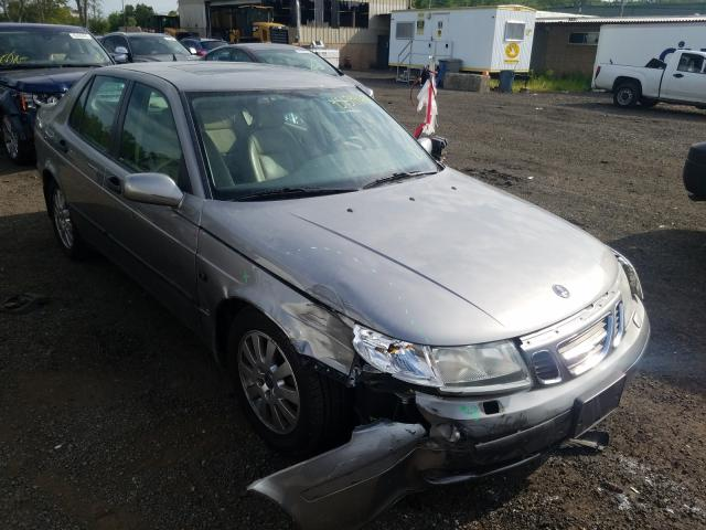 Saab salvage cars for sale: 2002 Saab 9-5 Linear
