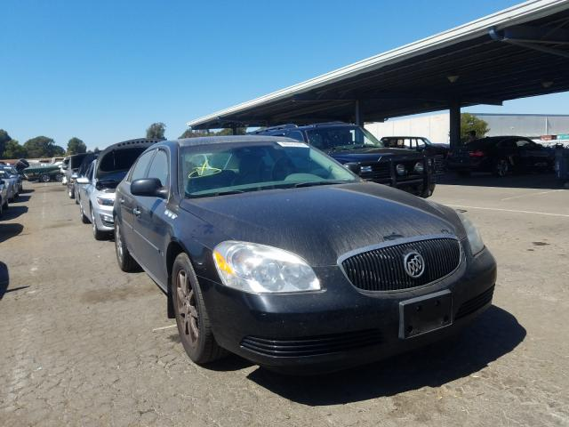 Salvage cars for sale from Copart Hayward, CA: 2008 Buick Lucerne CX