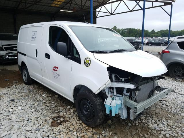 Nissan NV200 2.5S salvage cars for sale: 2020 Nissan NV200 2.5S