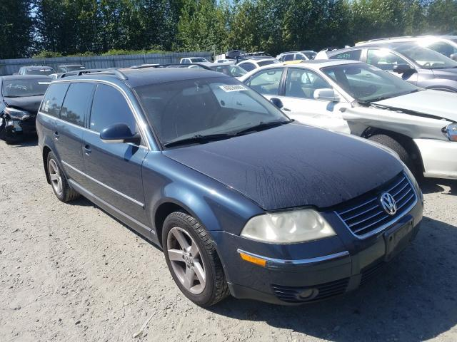 2004 Volkswagen Passat GLX for sale in Arlington, WA