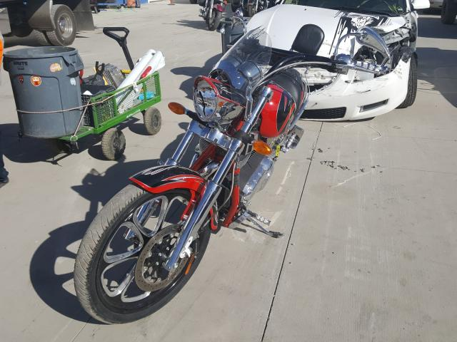2010 VICTORY  MOTORCYCLE