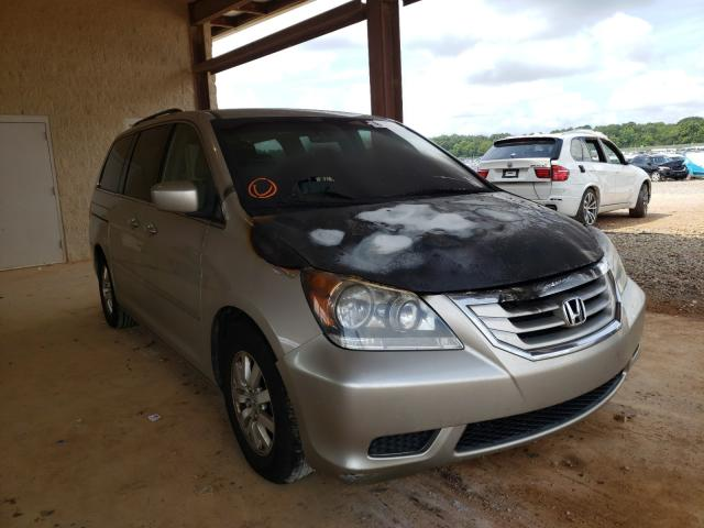 Salvage cars for sale from Copart Tanner, AL: 2008 Honda Odyssey EX