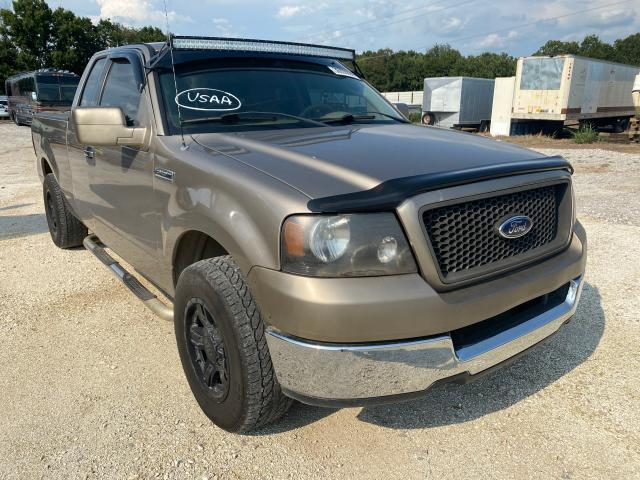 Salvage cars for sale from Copart Prairie Grove, AR: 2004 Ford F150