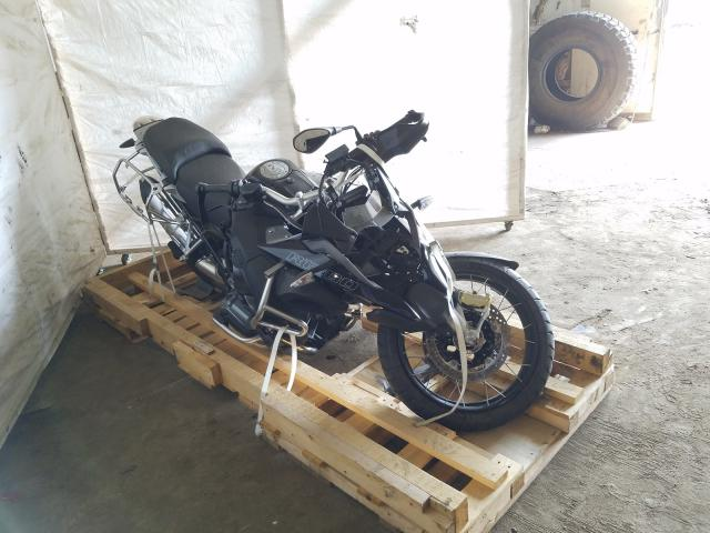 BMW R1200 GS A salvage cars for sale: 2018 BMW R1200 GS A