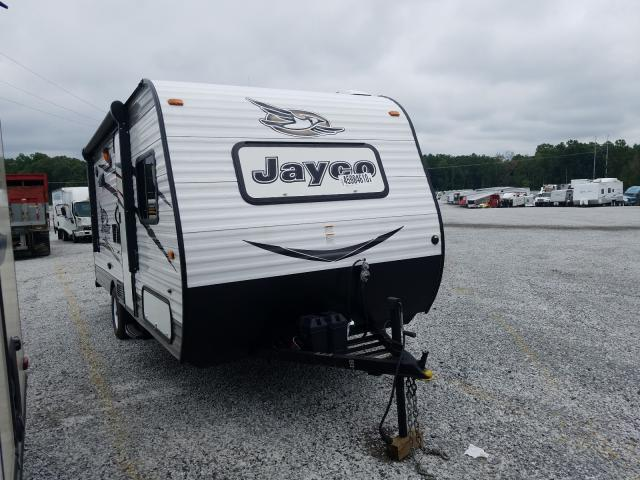 Jayco salvage cars for sale: 2017 Jayco Jayflight