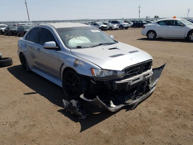Salvage cars for sale from Copart Brighton, CO: 2011 Mitsubishi Lancer EVO