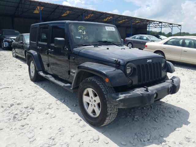 Salvage cars for sale from Copart Cartersville, GA: 2007 Jeep Wrangler S