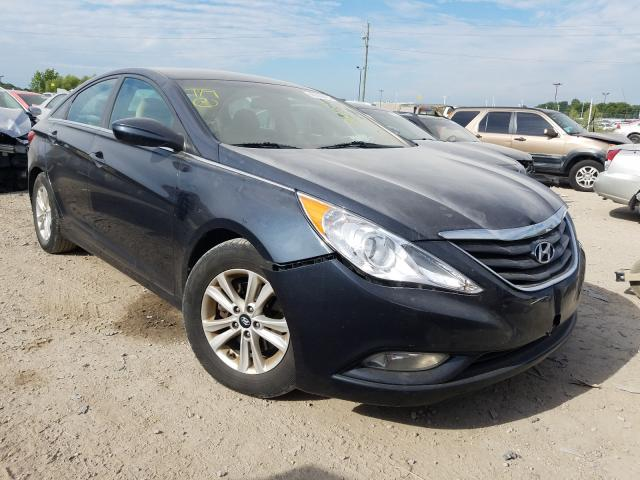 Salvage cars for sale from Copart Indianapolis, IN: 2013 Hyundai Sonata GLS