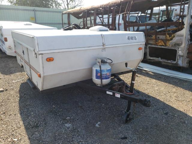 Jayco salvage cars for sale: 2000 Jayco Qwest