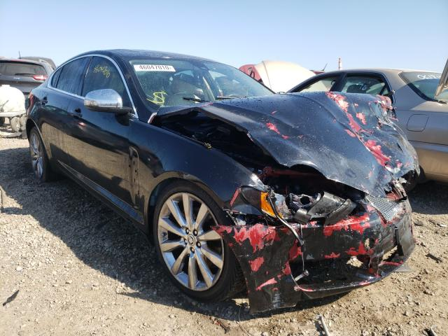 Jaguar salvage cars for sale: 2009 Jaguar XF Luxury