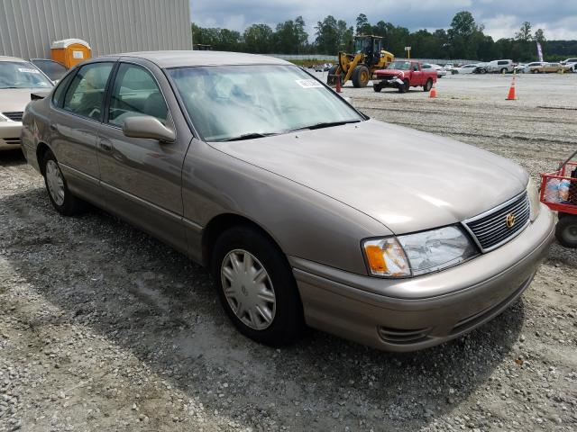 Salvage cars for sale from Copart Spartanburg, SC: 1998 Toyota Avalon XL
