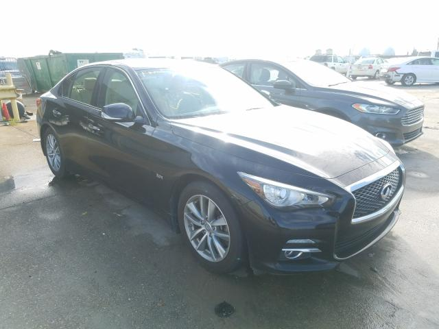 Infiniti salvage cars for sale: 2017 Infiniti Q50 Premium