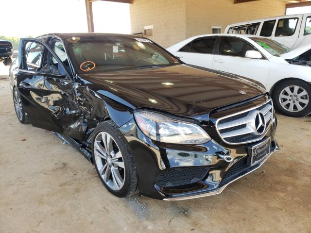 Salvage cars for sale from Copart Tanner, AL: 2015 Mercedes-Benz E 350