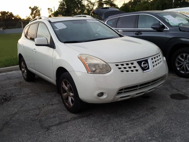 Salvage cars for sale from Copart Apopka, FL: 2008 Nissan Rogue S