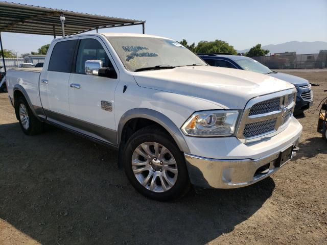 Salvage trucks for sale at San Diego, CA auction: 2015 Dodge RAM 1500 Longh