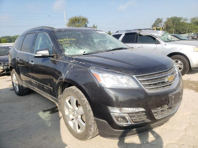 Salvage cars for sale from Copart Des Moines, IA: 2014 Chevrolet Traverse L