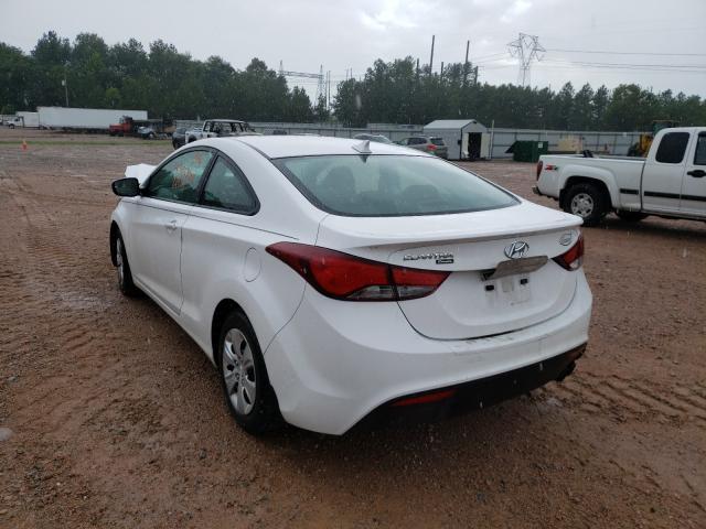 2014 Hyundai ELANTRA | Vin: KMHDH6AH5EU028681