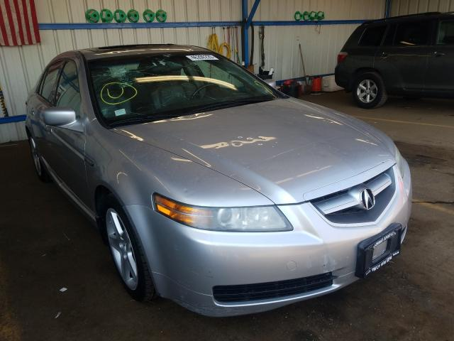 Acura salvage cars for sale: 2006 Acura 3.2TL