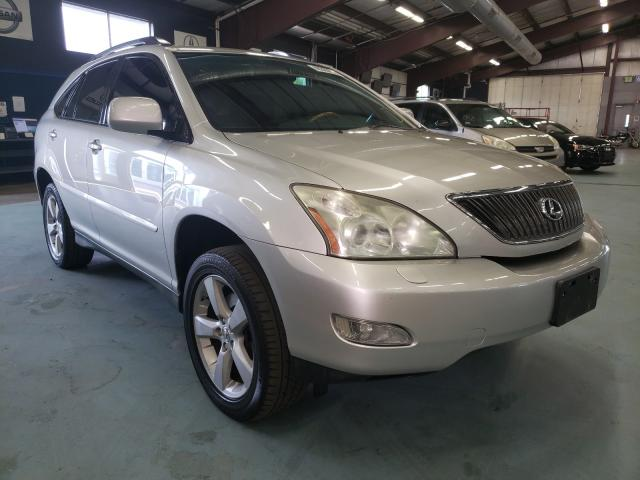 Lexus RX 350 salvage cars for sale: 2007 Lexus RX 350