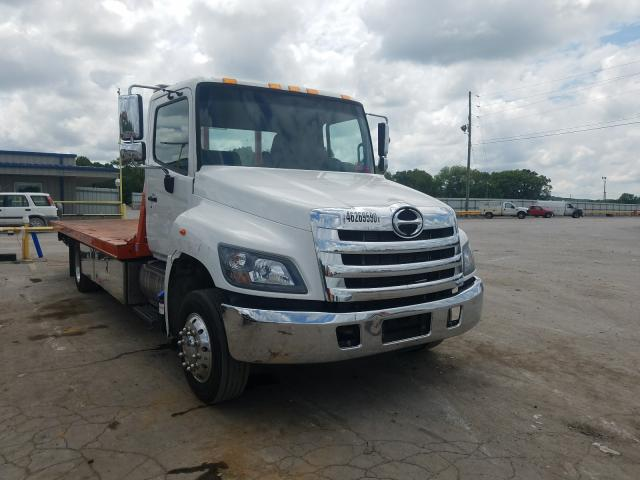 Hino salvage cars for sale: 2018 Hino 258 268
