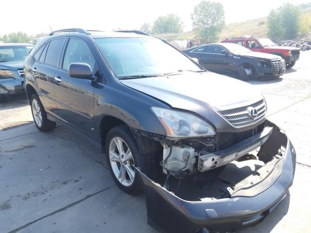 Vehiculos salvage en venta de Copart Littleton, CO: 2008 Lexus RX 400H