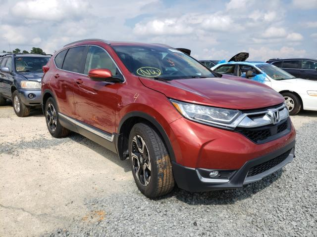 2018 Honda CR-V Touring for sale in Lumberton, NC